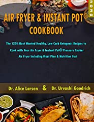 Learn about your favorite recipes and much more in the easiest way.                       If you had not tried the Instant Pot® & Air Fryer or either of them yet, then continue reading & go try them…                   ...