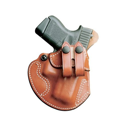 Desantis Cozy Partner Holster For Glock 26 Right Hand Tan