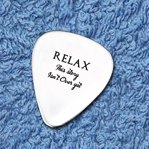 relax-this-story-is-not-over-yet-guitar-pick-minimalism-quote-mental-health-awareness-reminder-depre