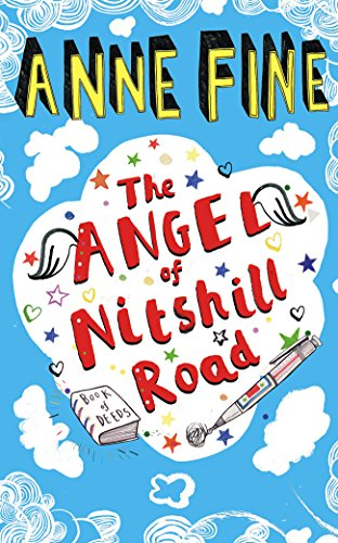 book cover of The Angel of Nitshill Road