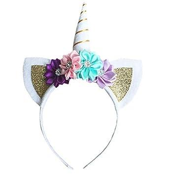 Hochwertig Krone Haarband Stirnband Haarreifen Geschenk für Kinder und Baby