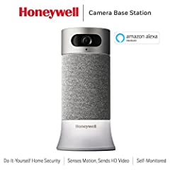 Protect the things and people you love with Honeywell home security. The smarter way to know what's happening at home: an all-in-one security system that comes with Alexa built in that gives you smart mobile alerts. It's DIY security made eas...