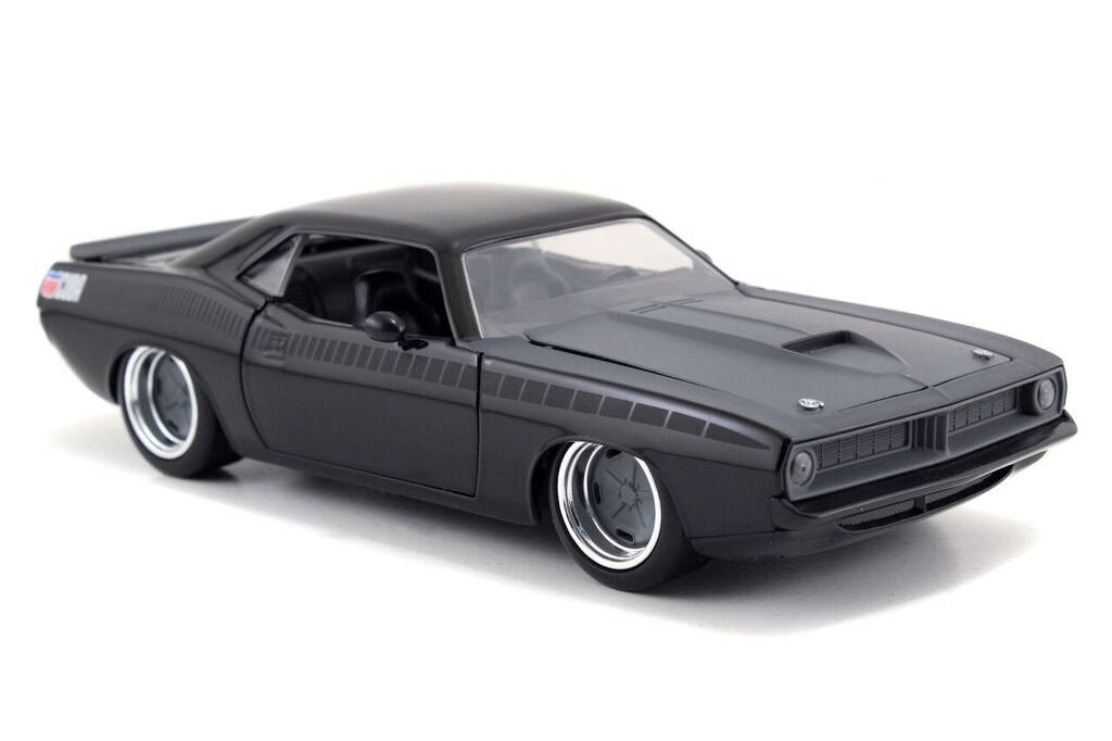 Jada Toys Fast Furious 1970 Plymouth Barracuda 1 24 Diecast Vehicle