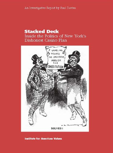 Download Stacked Deck: Inside the Politics of New York's Dishonest Casino Plan pdf epub