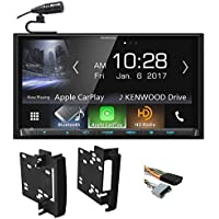 Kenwood DVD Bluetooth Receiver Android/Carplay/USB For 2009-2011 Dodge Ram 1500