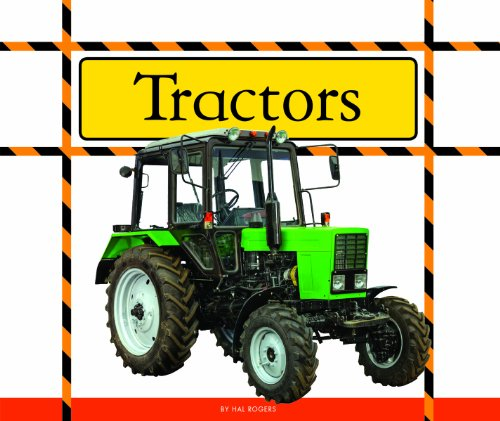 Tractors (Big Machines at Work)