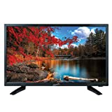 SuperSonic SC-2211H LED Widescreen HDTV 22