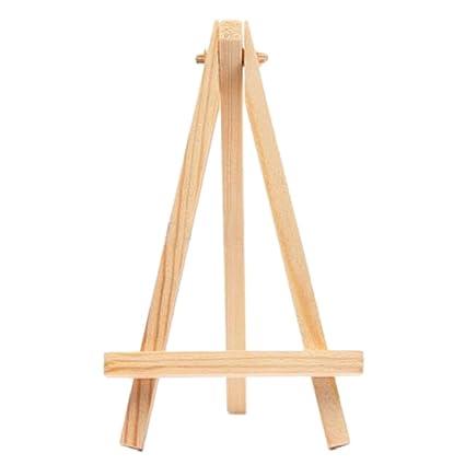 Fulfilling life Mini Wooden Standing Art Easel Art Alternatives Marquis Artists Adjustable Desk Box Easel  sc 1 st  Amazon.com & Amazon.com: Fulfilling life Mini Wooden Standing Art Easel Art ...