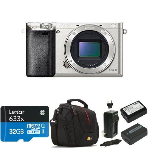 Top Sony Mirrorless Cameras
