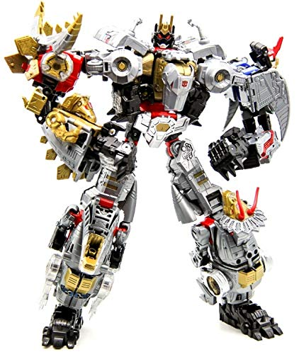 Power Combiner - Transformers: Generations Power of the Primes Dinobot Combiner VOLCANICUS Set