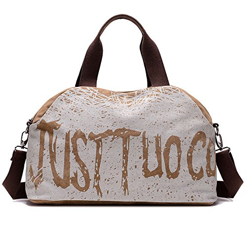 Women's Handle Shoulder Purse Tote Ladies Daily Canvas Hobo Shopper Brown style Vintage Handbag Top Casual Western qpxzq8Cr