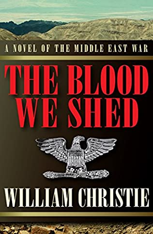 book cover of The Blood We Shed