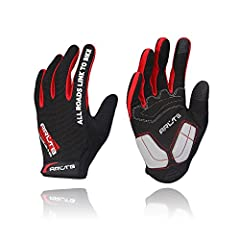 ARLTB Cycling Gloves Bicycle Bike Biking Gloves Mitts        PALM PAD REDUCE FRICTION The mountain bike / biking gloves palm / women's motorcycle gloves is adopted padded design which could reduce the friction between palm and bike han...