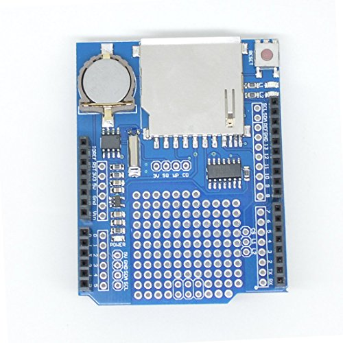Arduino Logger Recorder Shield Logging