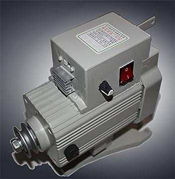 mabelstar H95 servir Motor AC Motor para máquina de coser Industrial, Máquina de sellado Explosion costura industrial motor: Amazon.es: Electrónica