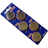 Sony CR2450 3V Lithium Coin Battery Pack Of 5 Batteries
