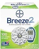 Bayer Breeze2 Blood Glucose, 200 Strips