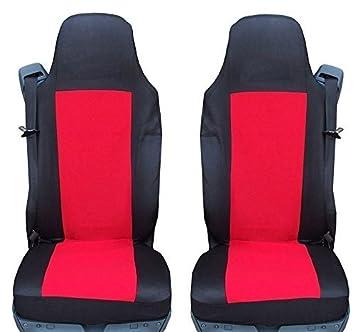 TGM TGX  Truck Seat Covers FARBRICK BLACK TGS TGL MAN TGA