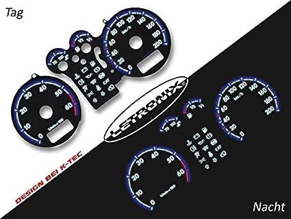 LETRONIX Plasma - Discos de tacómetro para coche Polo 6nF 6n2 0 ...