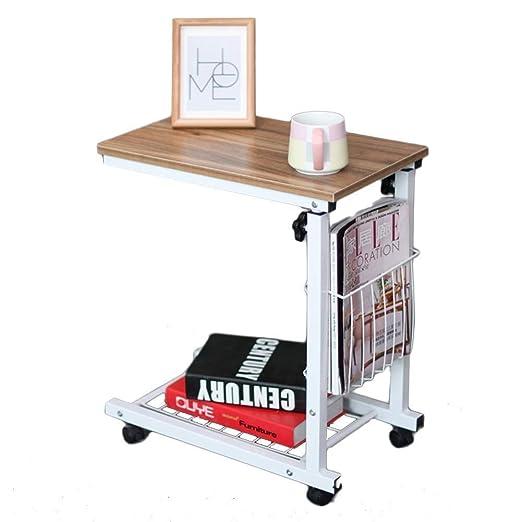 Mesa para Ordenador Mesita Nórdica Minimalista para Computadora ...