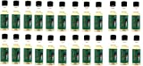 24 PACKS OF Clubman After Shave & Cologne (Travel-Sample, 1.7 oz) (AFTER SHAVE LOTION)