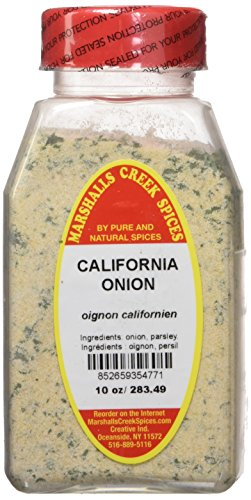 Marshalls Creek Spices California Onion, 10 Ounce