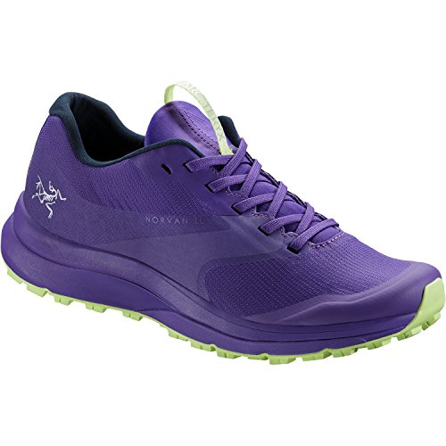 Arc'teryx Norvan LD GTX Trail Running Shoe - Women's Dahlia/Lumen Lime, US 7.5/UK 6.0
