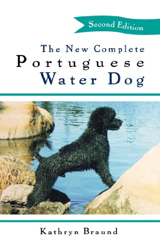 The New Complete Portuguese Water Dog (Howell reference - Water New Portuguese