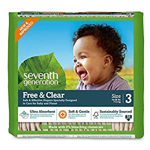Seventh Generation Baby Free & Clear