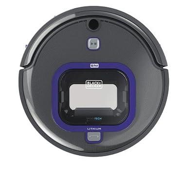 BLACK+DECKER HRV425BLP SMARTECH Lithium Robotic Pet Vacuum