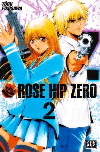 Rose Hip Zero, Tome 2