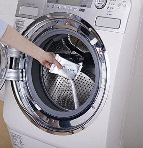 ドラム式洗濯槽クリーナー 泡タイプ