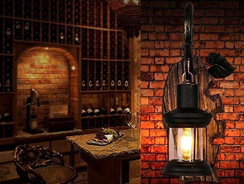 Plafoniere Industriali Vintage : Lina muro industriale vintage applique lampada plafoniera per casa