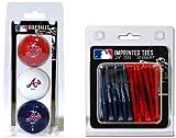 Team Golf MLB Atlanta Braves Logo Imprinted Golf