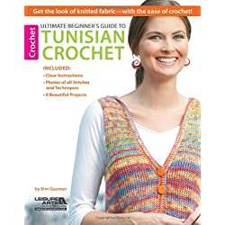 Ultimate Beginner's Guide to Tunisian Crochet