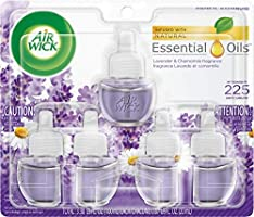 Air Wick Plug-in Air Freshener, Scented Oil Refills