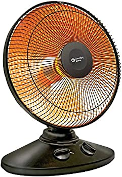 Comfort Zone Oscillating Parabolic Dish Radiant Heater (CZ998)