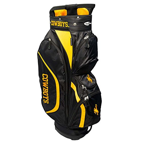 NCAA Wyoming Clubhouse Golf Cart Bag by Team Golf