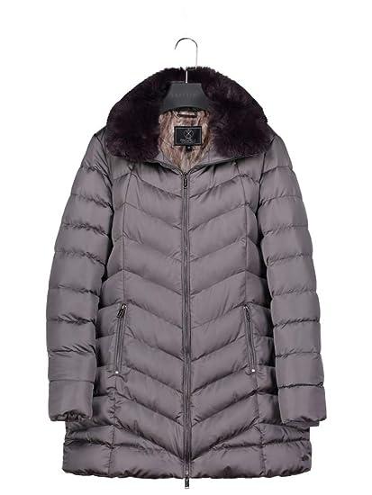 Rino   Pelle Women s Jacket Black Black 10  Amazon.co.uk  Clothing dca48d0c0a3