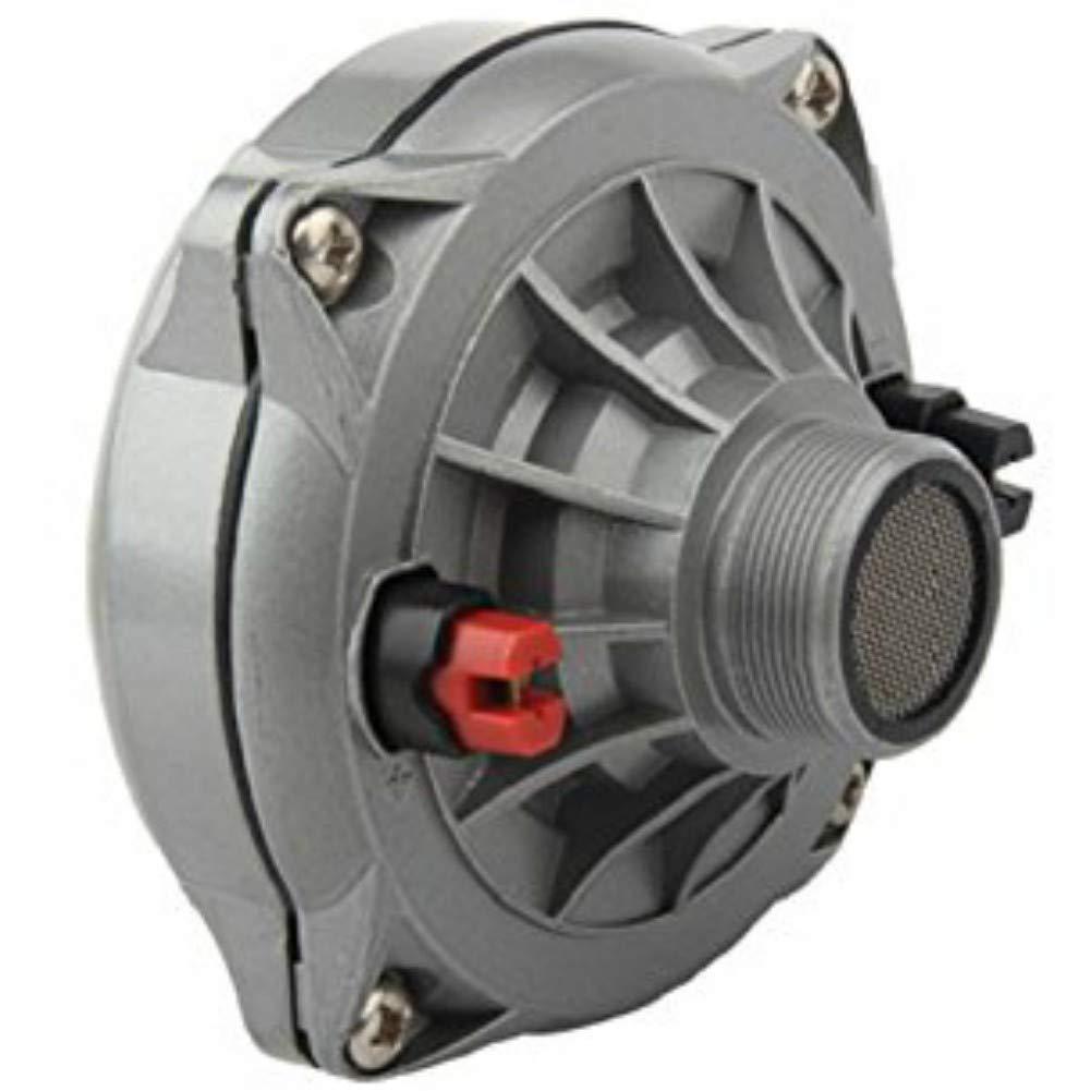 Pyle PDS432 PDS 432 Driver Treiber Tweeter 250 watt rms 500 watt max Angriff von von 1 2,50 cm f/ür Trompeten von 1 mehrt/ägige dj Partys streicht es impedanz 8 ohm Gewicht 1,250 kg 102 db