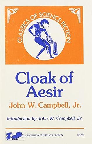 book cover of Cloak of Aesir