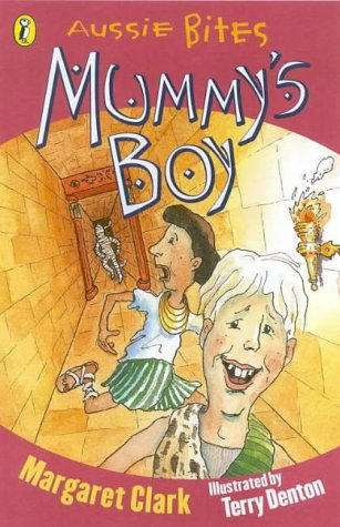 book cover of Mummy\'s Boy