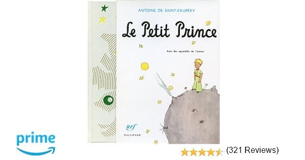 Le Petit Prince: Amazon.es: Antoine de Saint-Exupéry: Libros en ...