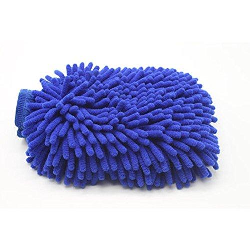 Good Car Wash Mitts Chenille Microfiber Wash Sponge