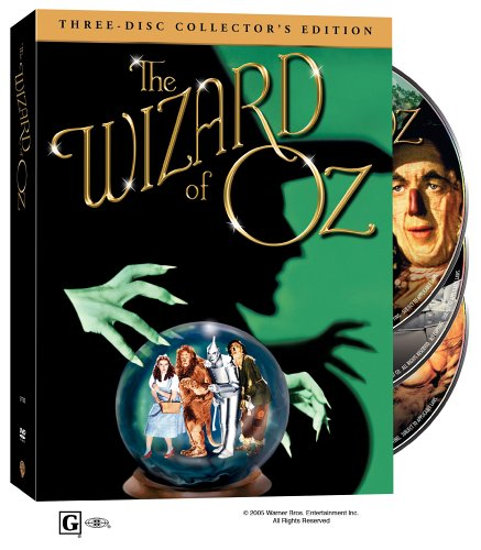 The Wizard of Oz [DVD]: Amazon.es