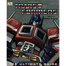 Transformers Ultimate Guide Paperback