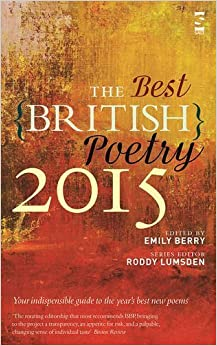 Best British Poetry 2015 by (2015-10-01)