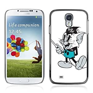 Designer Depo Hard Protection Case for Samsung Galaxy S4 / Vintage Mouse