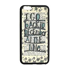 the Case Shop- Taylor Swift Quotes Singer TPU Rubber Hard Back Case Silicone Cover Skin for iPhone 6 Plus 5.5 Inch , i6pxq-299