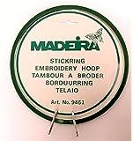 Madeira Maschinen-Stickrahmen / -Stickreifen, Kunststoff, 17,8 cm